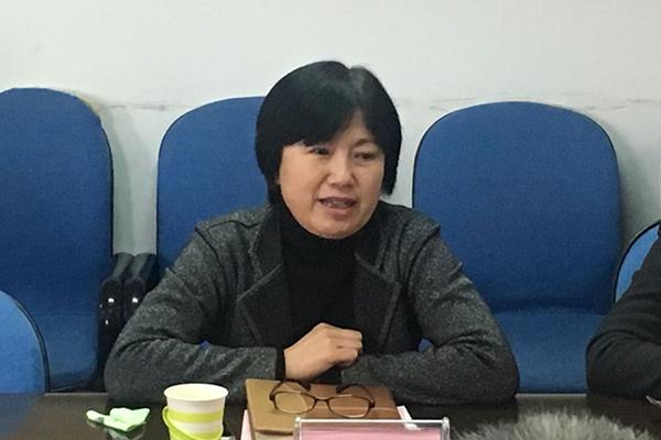 与会人员围绕十九大会议精神和秦皇岛市委常委,宣传部长陈玉国部长